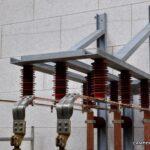 Montage Hoogspannings installatie (Dordrecht)