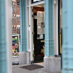 Renovatie antieke gebouw pui (Delfshaven, Rotterdam)