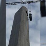 Renovatie/Onderhoud Monument 1940-1945 (Maasboulevard, Rotterdam)