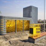 Diverse poedercoating projecten (Rotterdam coatings b.v.)