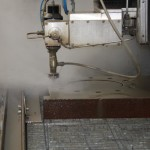 Diverse watersnijder projecten