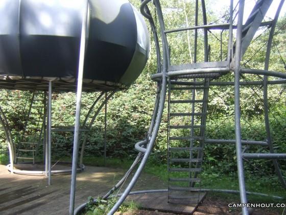 Kunstwerk park Rotterdam <br/> <br/>