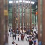 Kunstwerk loods Rotterdam