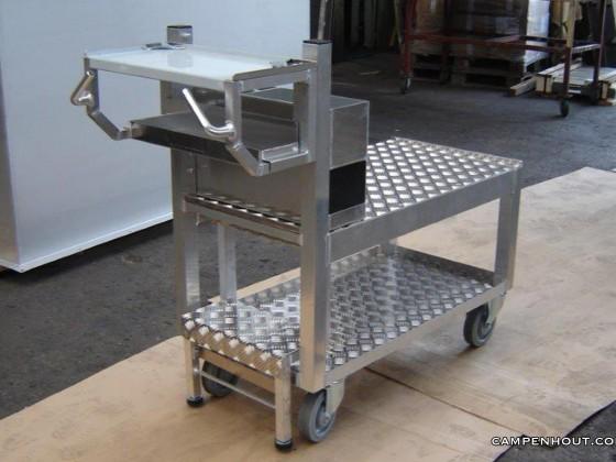 Op maat gemaakte pick karren <br /><br />