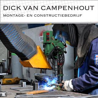 Dick van Campenhout Montage- en Constructiebedrijf
