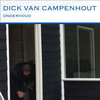 Dick van Campenhout Onderhoud