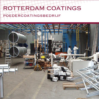 Rotterdam Coatings poedercoatingsbedrijf
